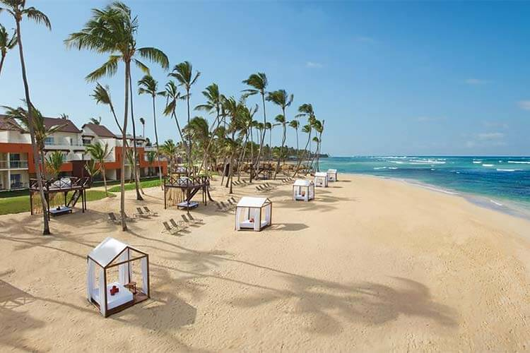 5 sterren Breathless Punta Cana Resort Adults Only Dominicaanse Republiek