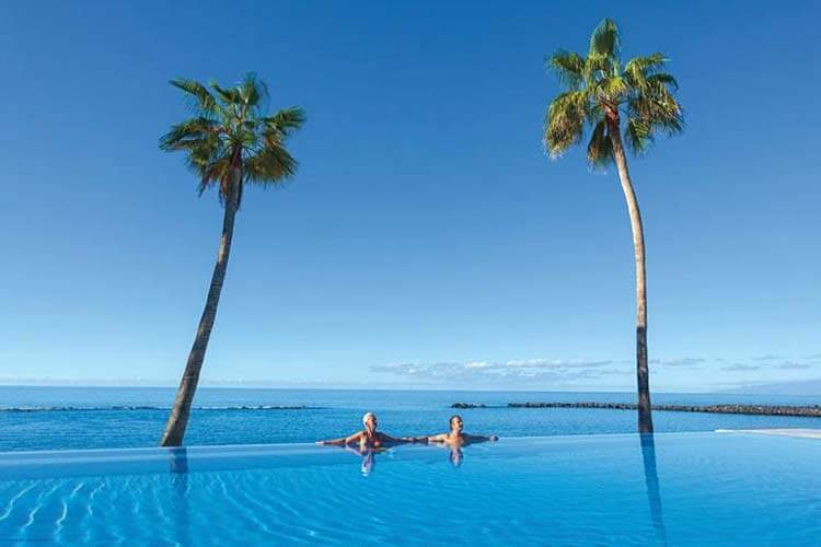 RIU Arecas Tenerife  Adults Only